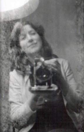 Selbstportrait Ulrike Pfeiffer