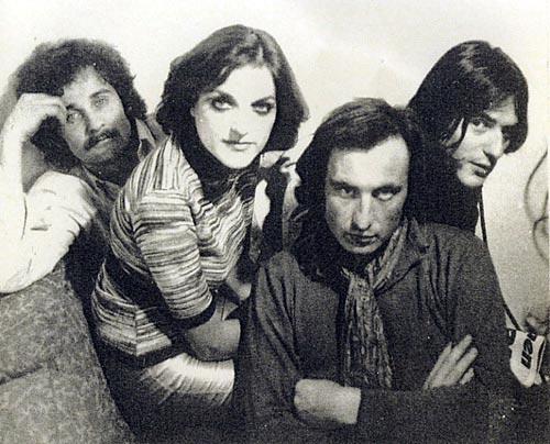 Gruppenfoto EXIT (1969/70)