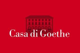 Logo der Casa di Goethe, Rom