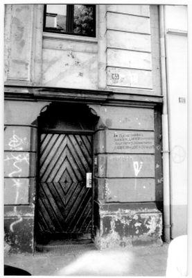 Brinkmanns Wohnhaus in Köln