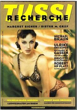 Cover zum Buch Tussi-Recherche