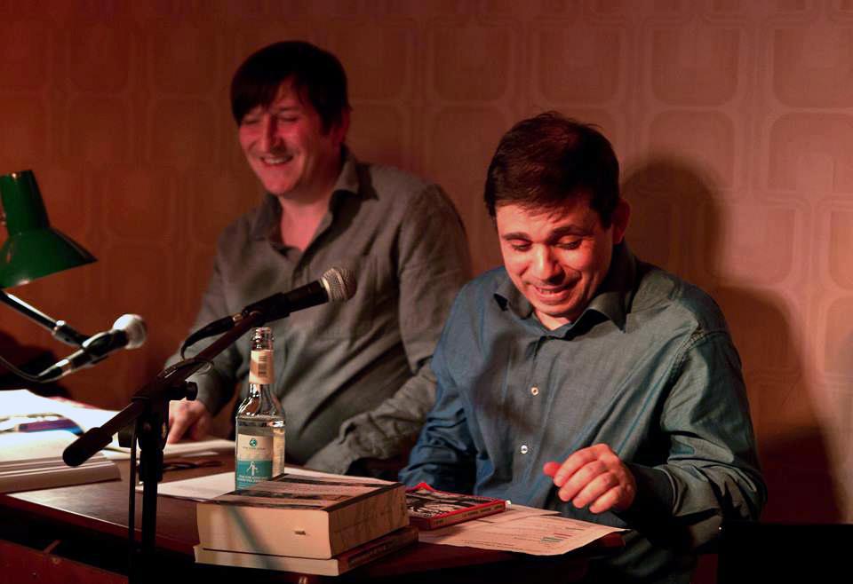 Literaturklub Köln, 12. Januar 2015