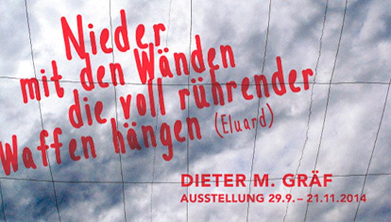 Ausstellung Graef LCB Plakat 2014