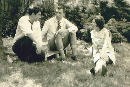 Brinkmann, Wellershoff und Matthaei