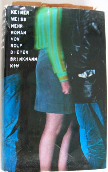 Cover der Erstausgabe von 'Keiner weiß mehr'
