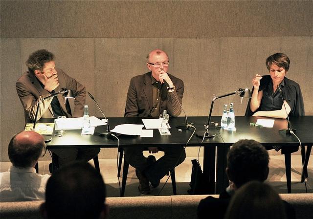 Florian Höllerer, Dieter M. Gräf und Nina Zlonicky