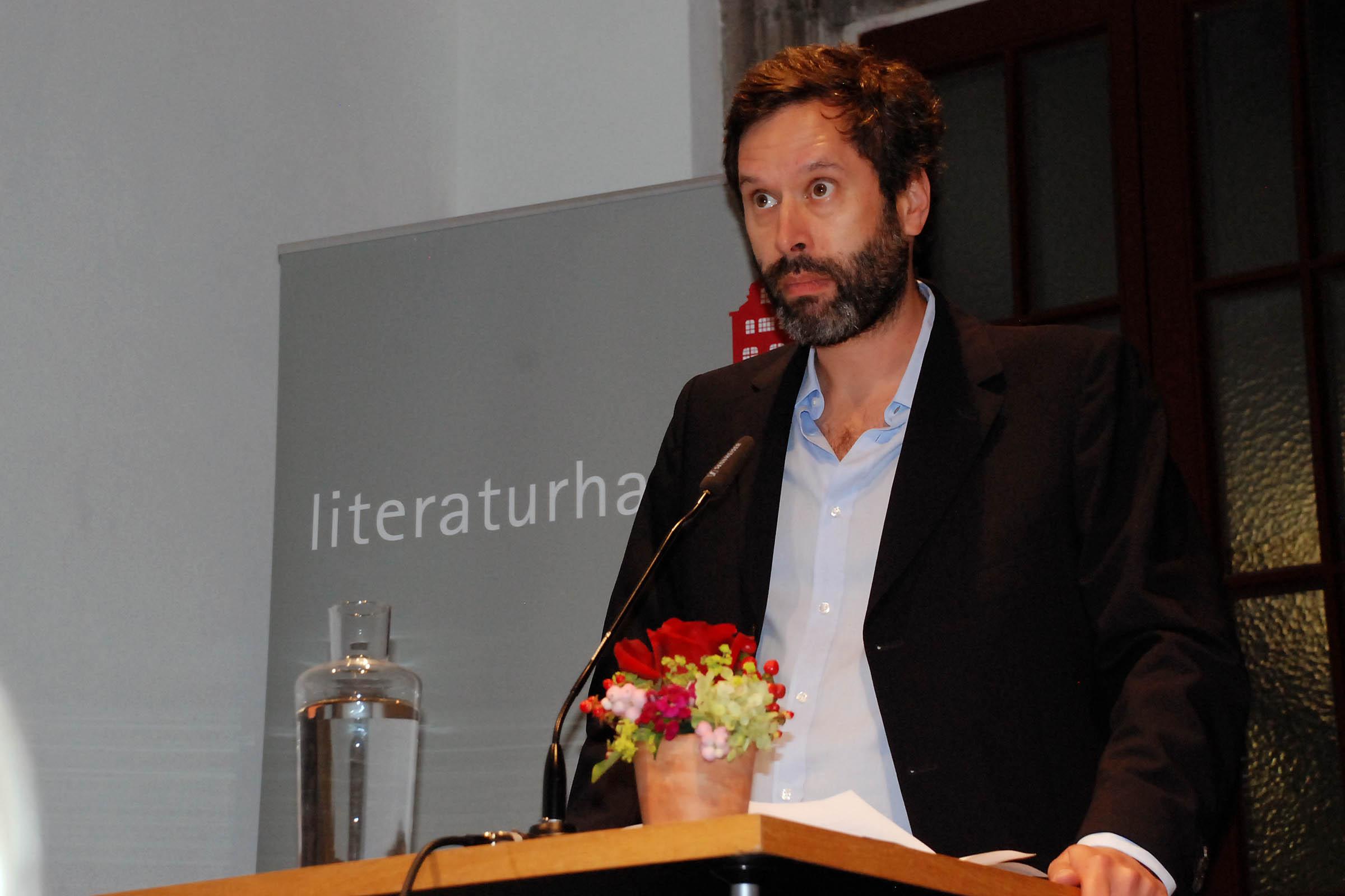 Jurymitglied Philip Holstein