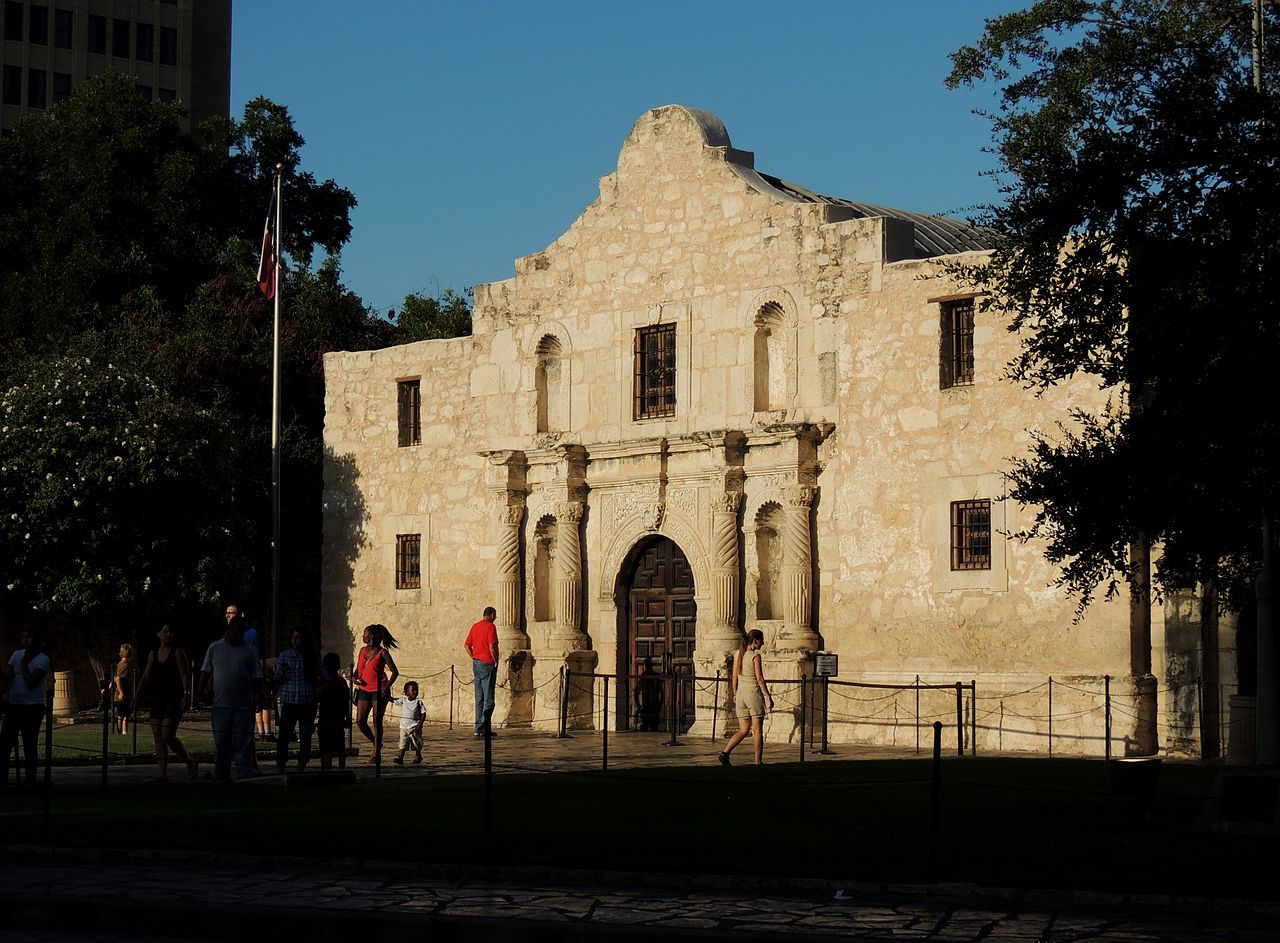Missionsstation Alamo (San Antonio)