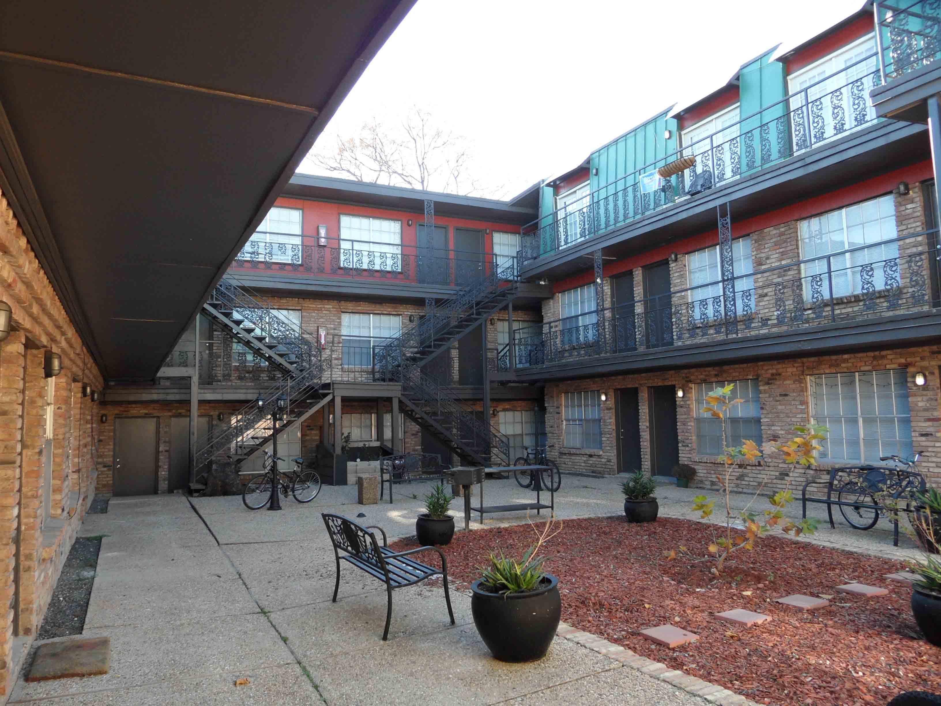 Apartments auf der W 31st St, Austin