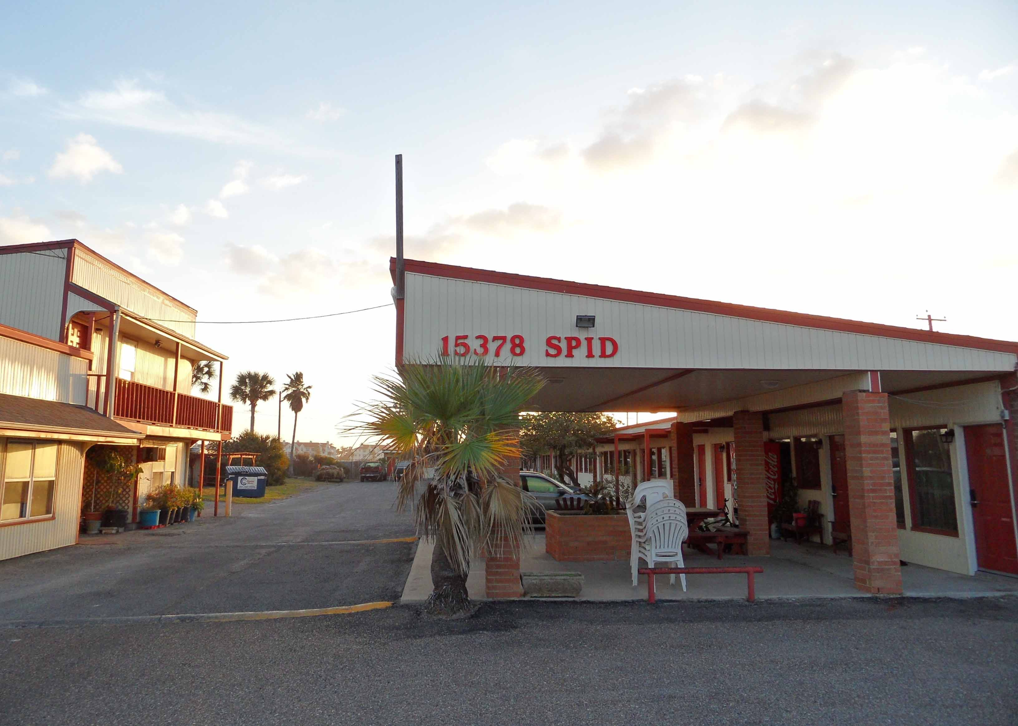 "Das texanische Motel ""Passport Inn"""