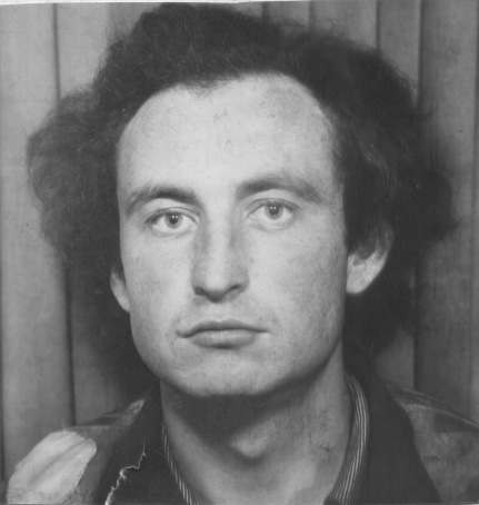 'Portrait of the artist as a young man' (Winter 1968-9)