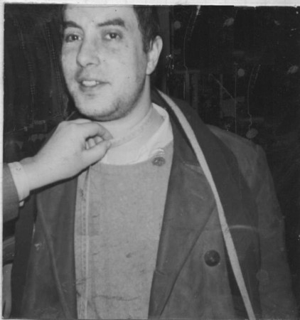 Rolf Dieter Brinkmann, Winter 1970. / Foto: privat
