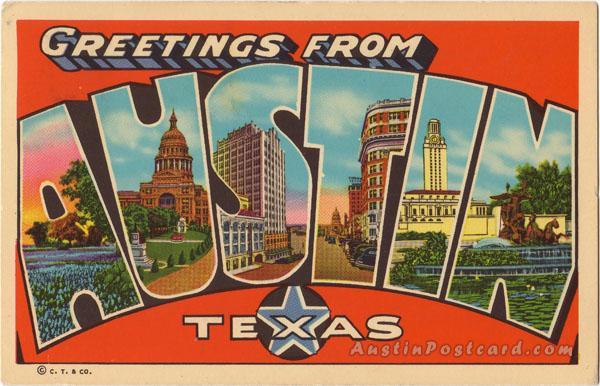 Austin_Greetings from Austin