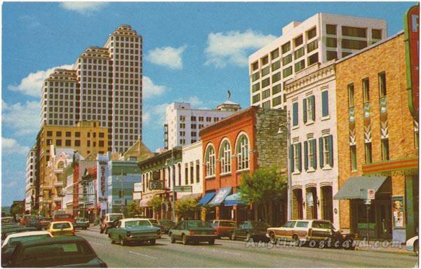 Austin_Looking West on East 6th Street