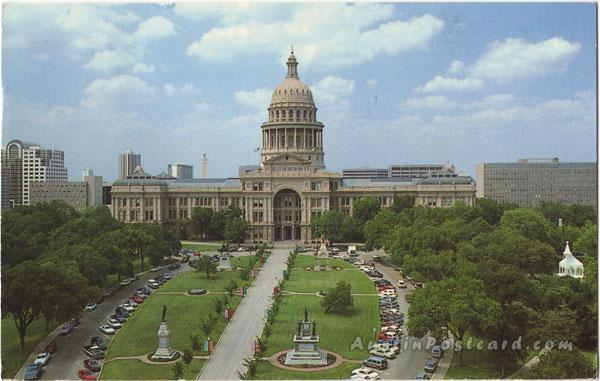 Austin_Texas State Capitol